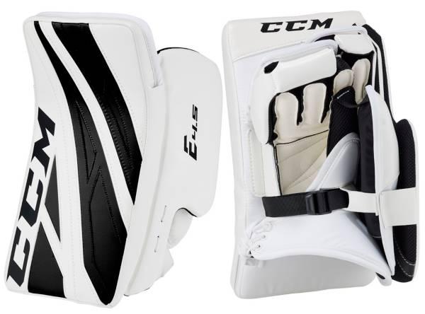 CCM Senior Extreme Flex E4.5 Hockey Goalie Blocker product image