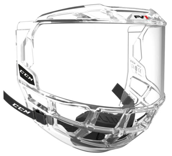 CCM Senior FVI Full Hockey Visor product image