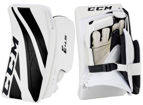 CCM Junior Extreme Flex E4.5 Hockey Goalie Blocker product image