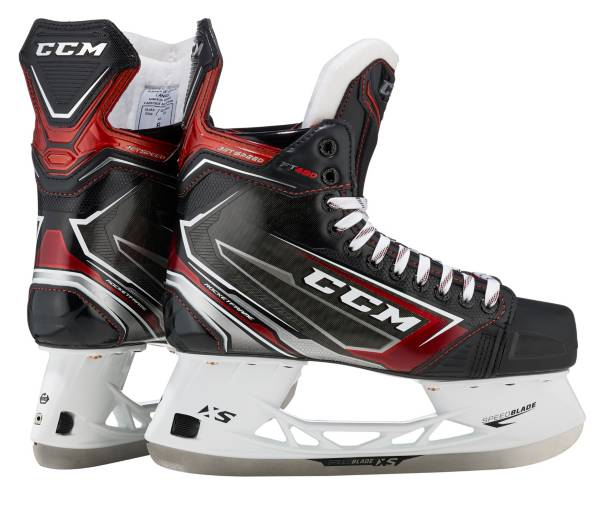 CCM Youth Jet Speed FT480 Ice Hockey Skates product image