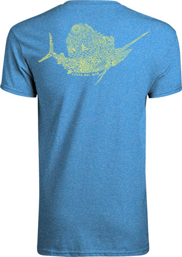 Costa Del Mar Men's Montage Sailfish Short Sleeve T-Shirt product image