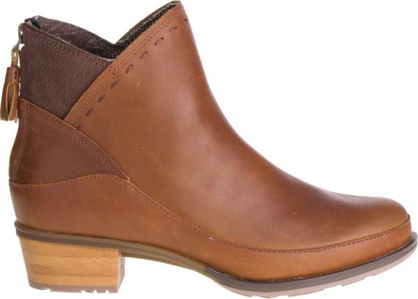 Chaco Women's Cataluna Leather Ankle Boots product image