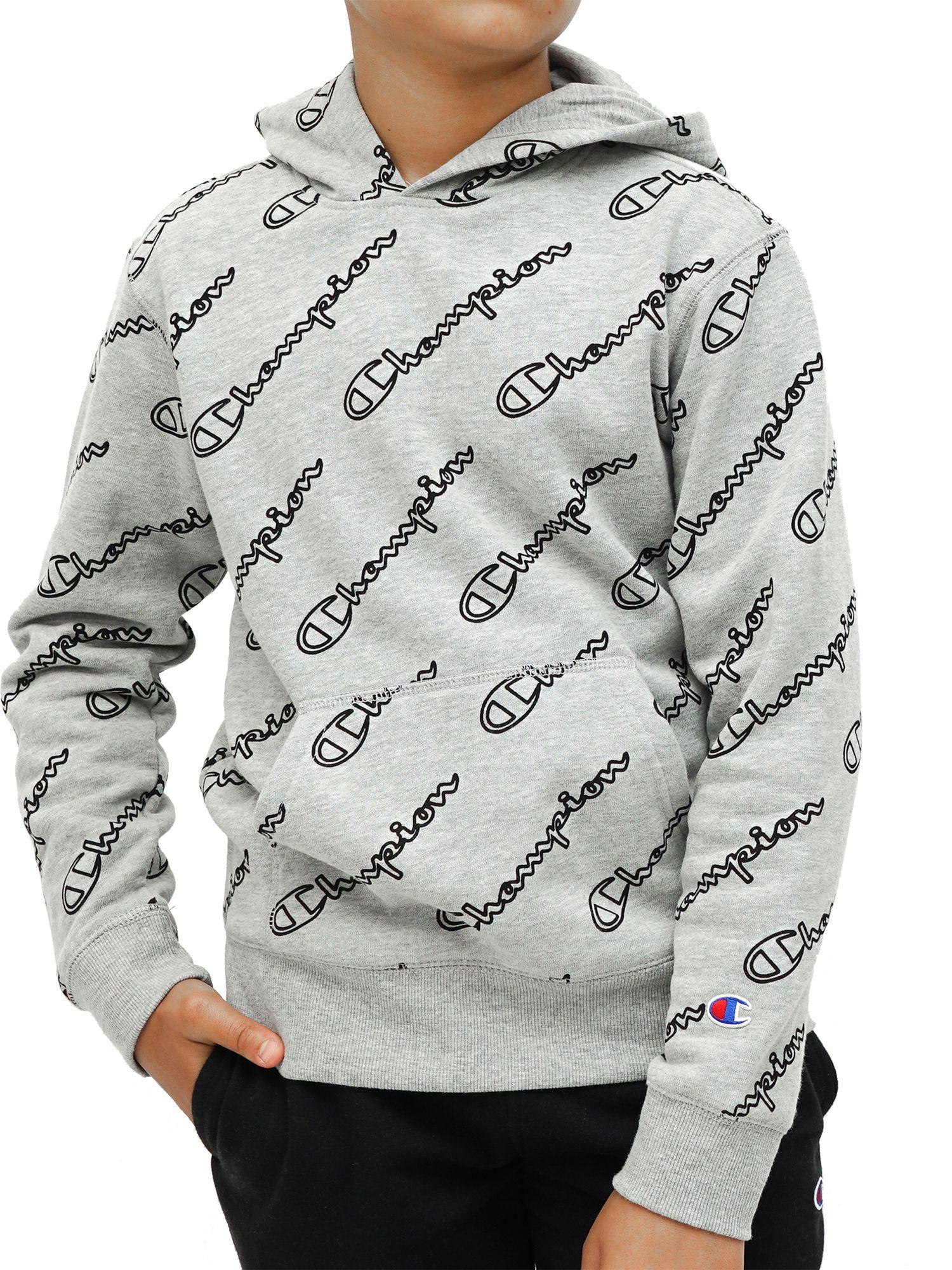 champion fleece hoodie
