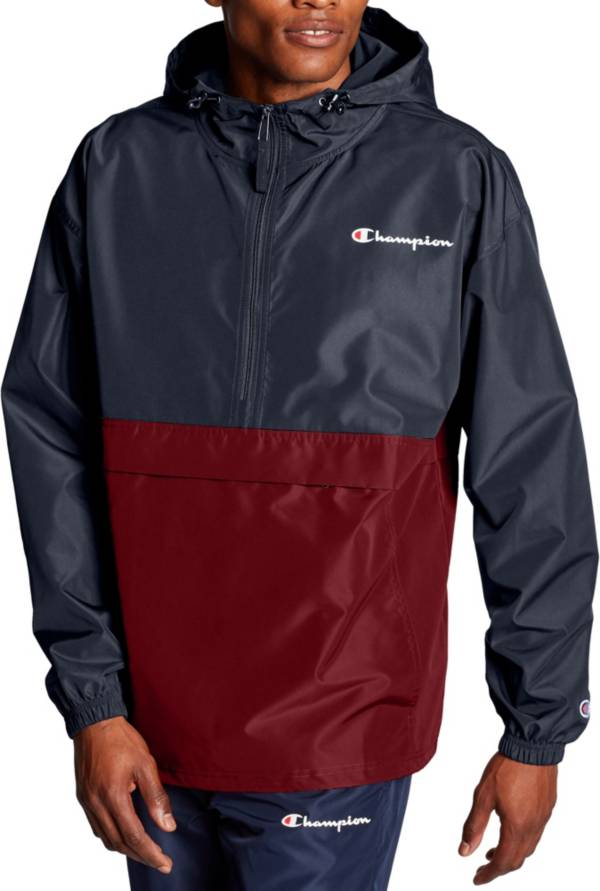 Champion Men S Colorblocked Packable Jacket Dick S Sporting Goods