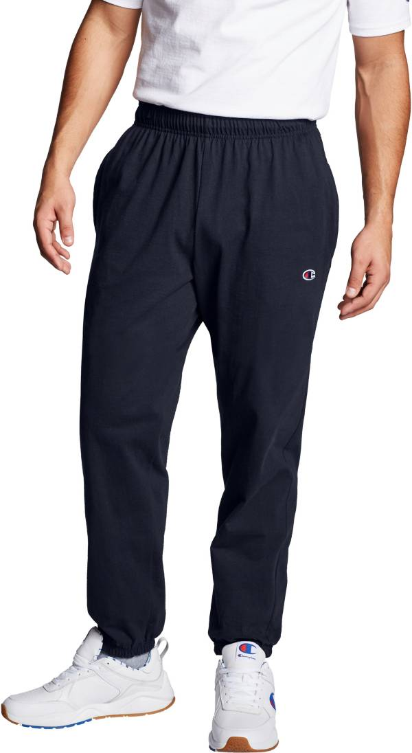 Champion Men's Closed Bottom Jersey Pants (Regular and Big & Tall) product image