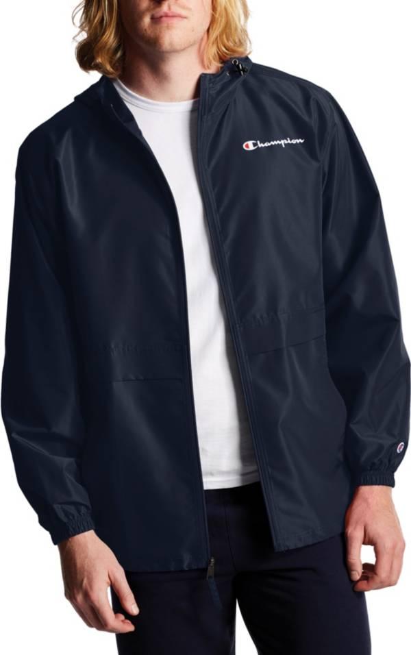 Champion Men's Script Logo Full Zip Jacket product image