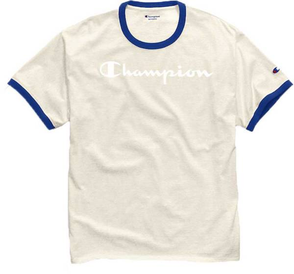 Champion Men's Jersey Ringer Graphic Tee product image