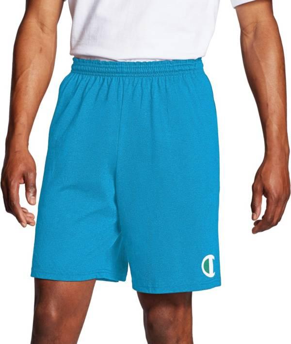 Champion Men's Classic Jersey Big C Logo Shorts product image