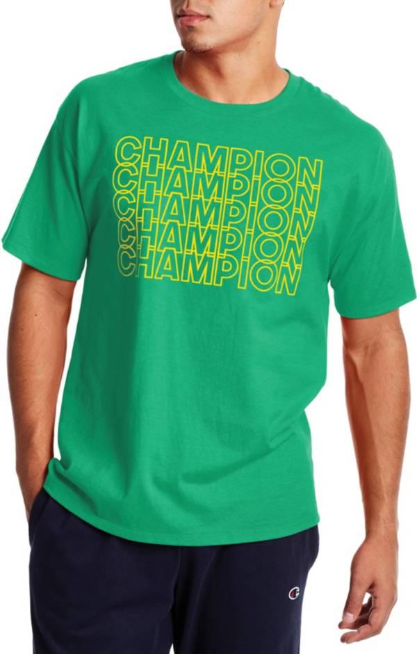 Champion Men's MultiScript Graphic T-Shirt product image