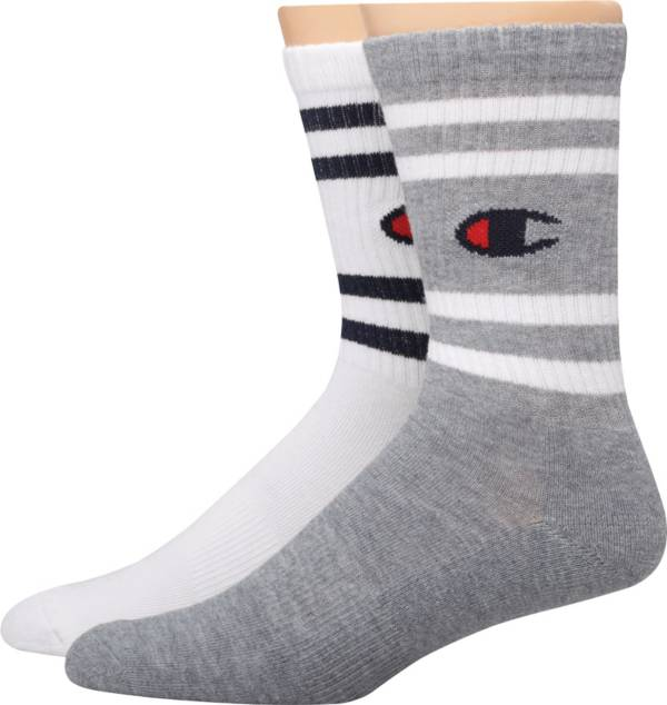 Champion Men's Performance Crew Socks 2-Pack product image