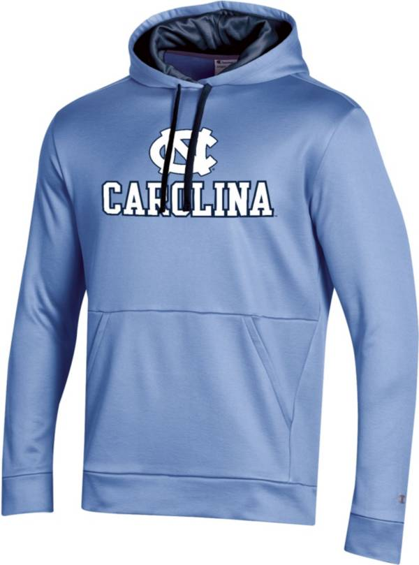 Champion Men's North Carolina Tar Heels Carolina Blue Pullover Hoodie product image