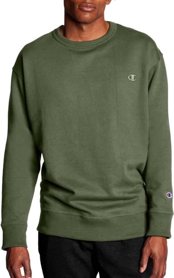 Champion Men's Powerblend Fleece Crewneck Sweatshirt product image