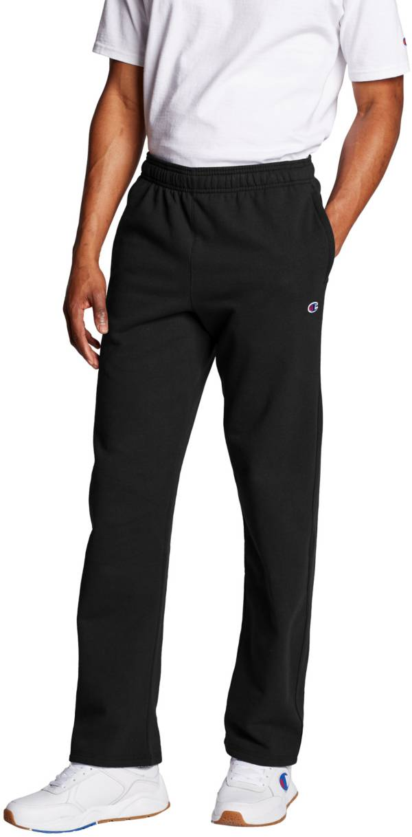 Champion Men's Powerblend Fleece Open Bottom Pants (Regular and Big & Tall) product image