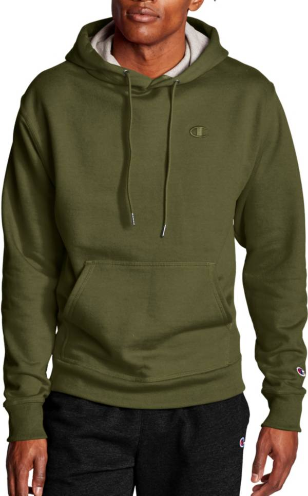 Champion Men's Powerblend Fleece Pullover Hoodie (Regular and Big & Tall) product image