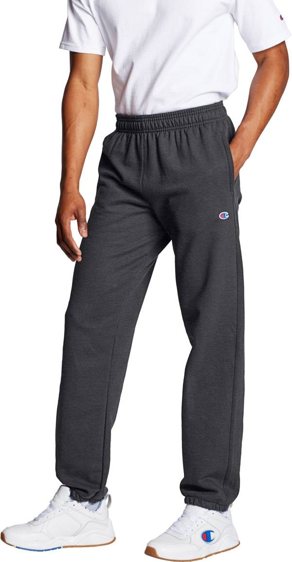 Champion Men's Powerblend Fleece Relaxed Bottom Pants product image