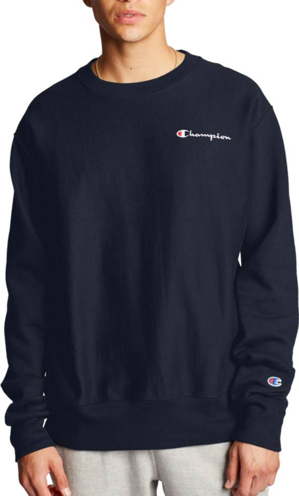 Champion Life Men S Reverse Weave Crewneck Sweatshirt Dick S Sporting Goods