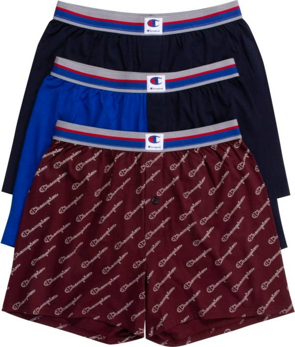 Champion Men's Everyday Comfort Boxers – 3 Pack product image
