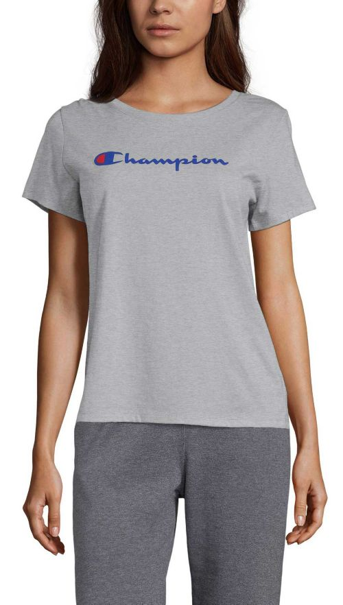 23846a323 Champion Women's Graphic Jersey Short Sleeve T-Shirt | DICK'S ...