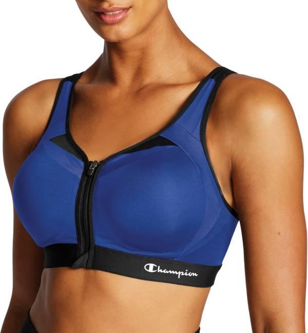 Champion Women's Motion Control Zip Sports Bra product image