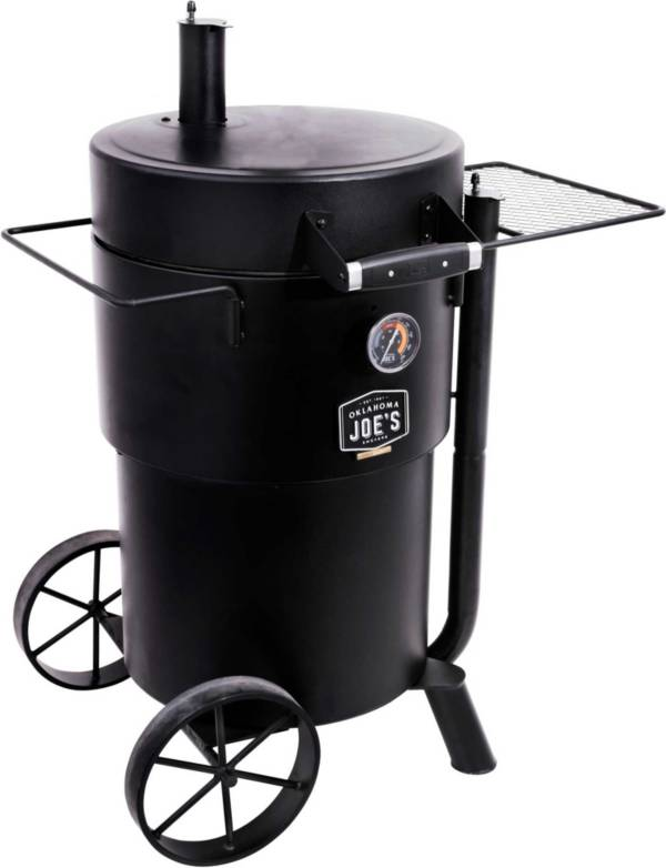 Oklahoma Joe's Bronco Drum Smoker product image