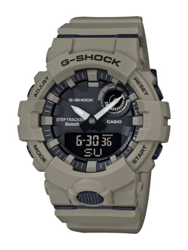 Casio G-Shock Analog Step Tracker Watch product image
