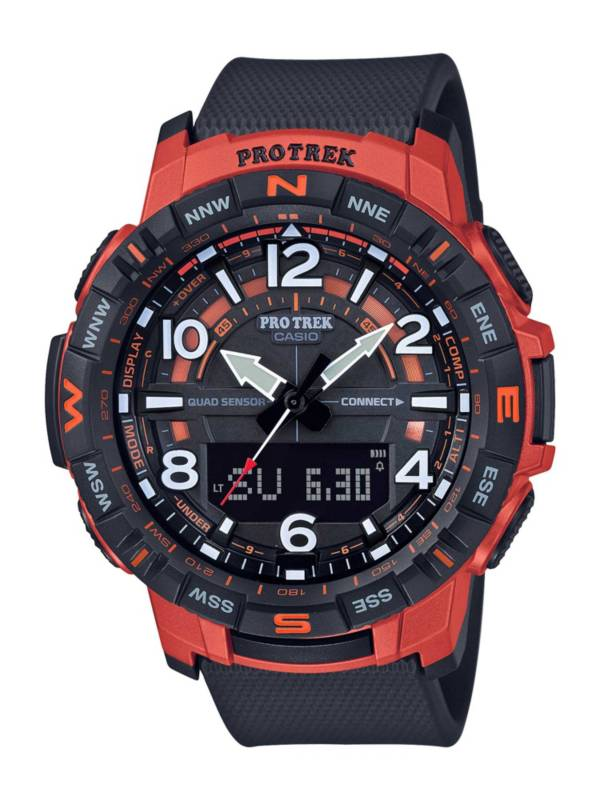 Casio PRO TREK Digital Step Tracker Watch product image