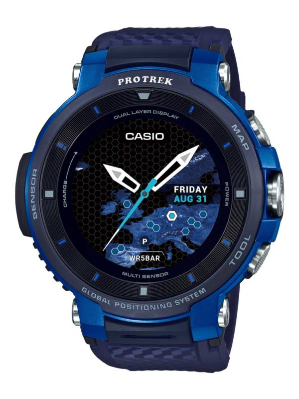 Casio Pro Trek Smart Super OLED GPS Watch product image