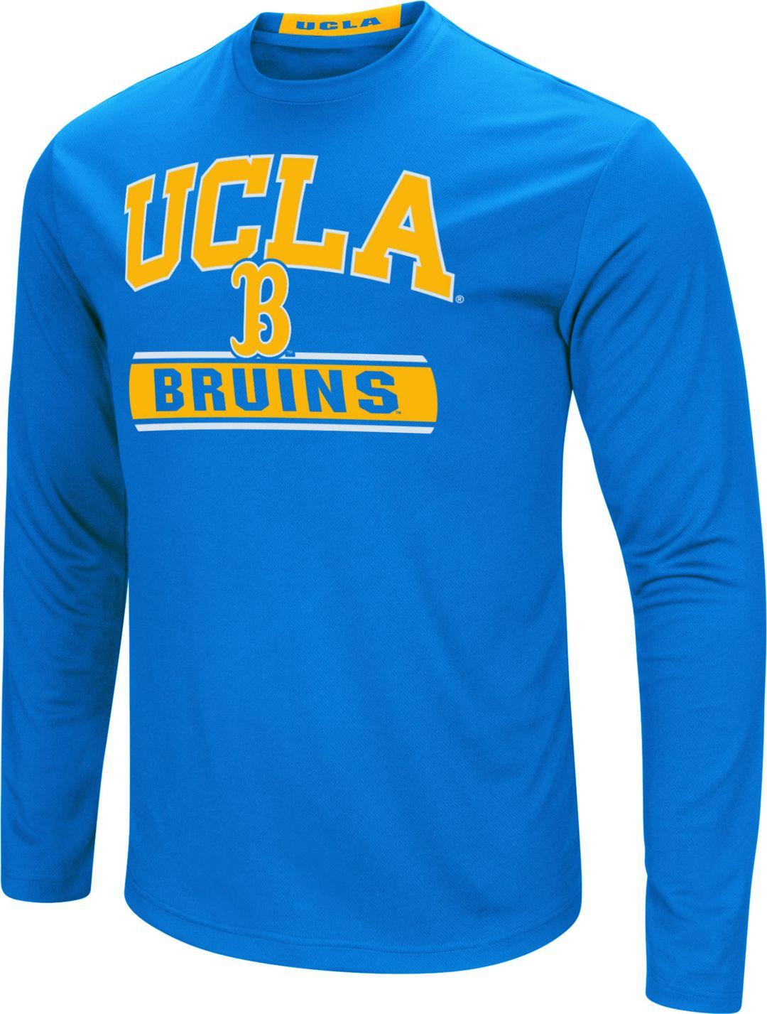 finest selection c077b adf6e Colosseum Men's UCLA Bruins True Blue Ganges Long Sleeve T-Shirt