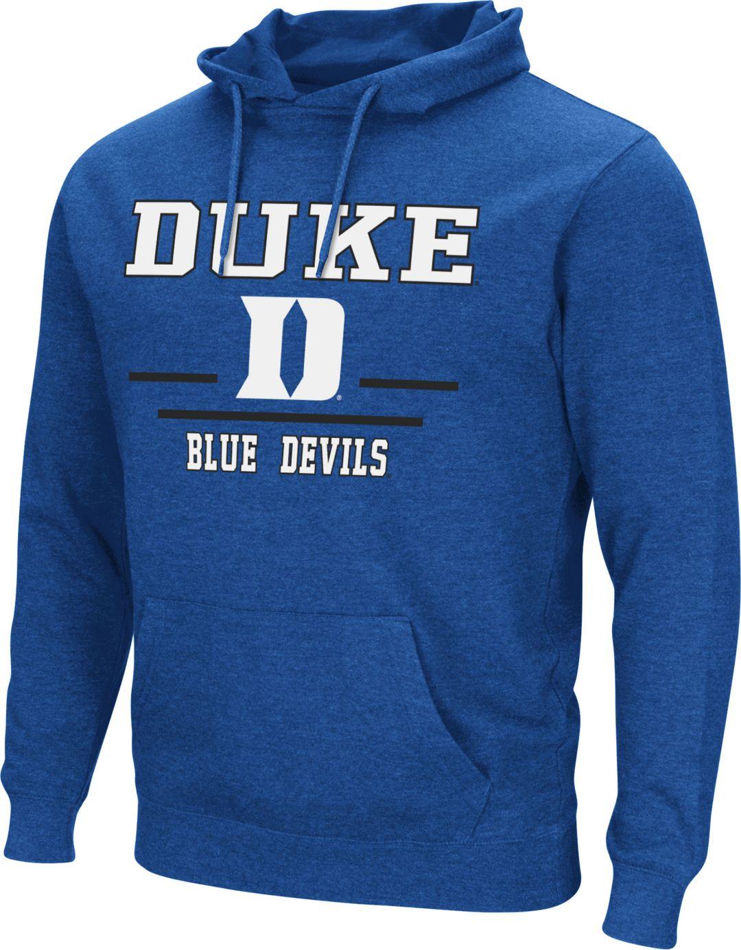 9a5cbdf0 Colosseum Men's Duke Blue Devils Duke Blue Campus Pullover Hoodie ...