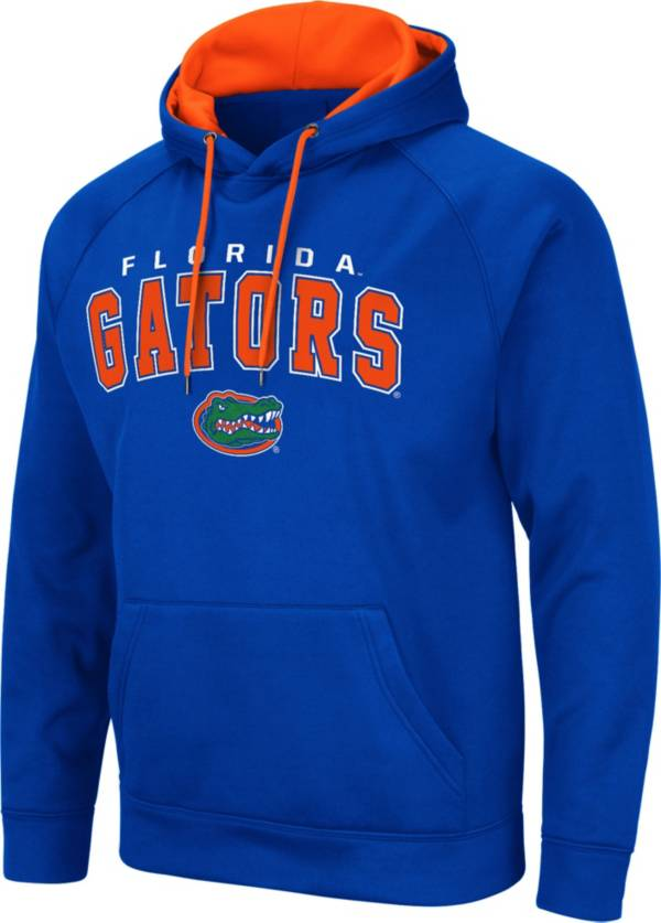 Colosseum Men's Florida Gators Blue Pullover Hoodie product image