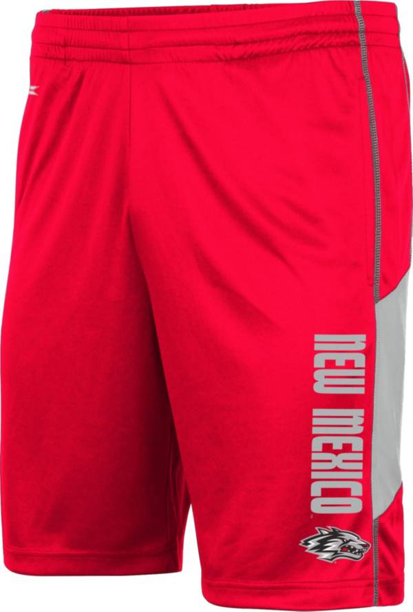 Colosseum Men's New Mexico Lobos Cherry Grizzly Shorts product image