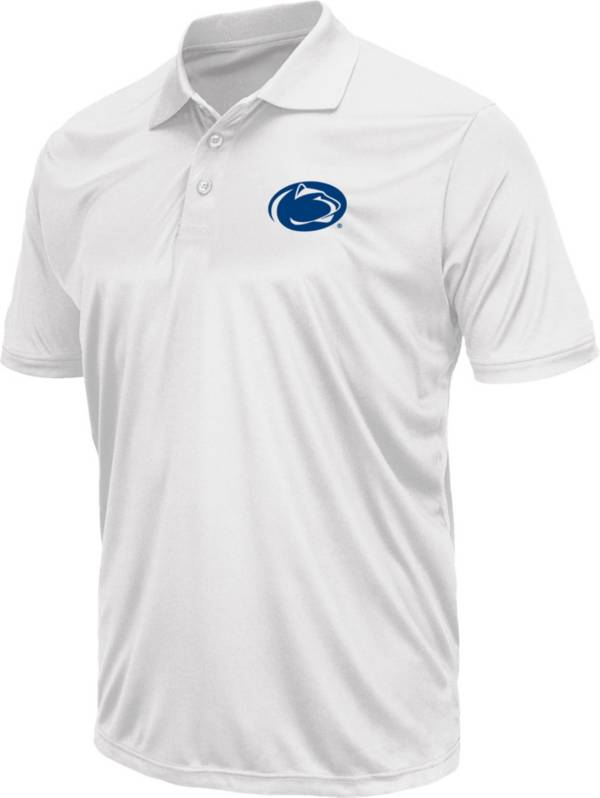 Colosseum Men's Penn State Nittany Lions White Polo product image