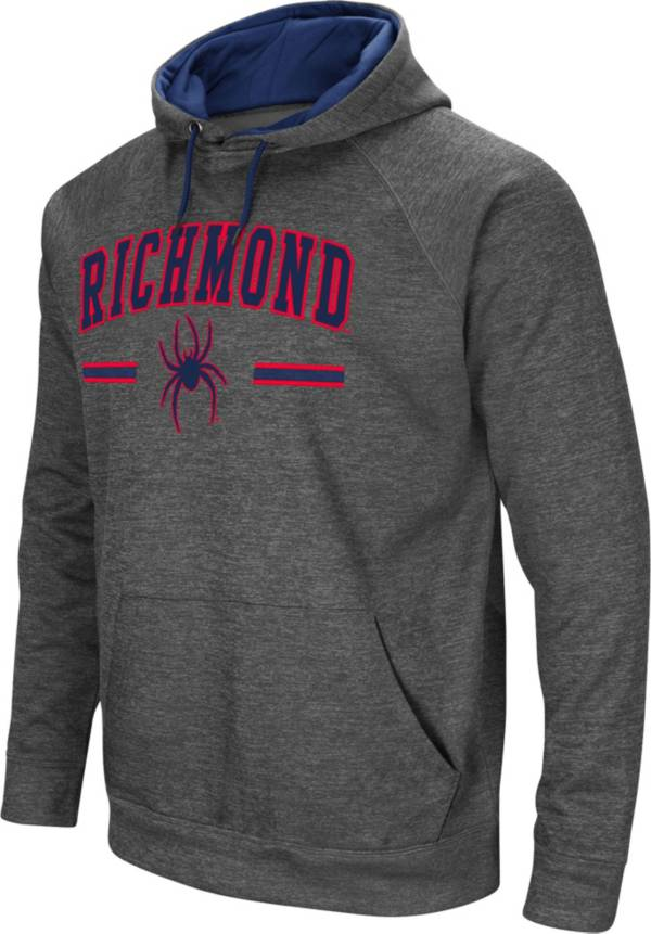 Colosseum Men's Richmond Spiders Grey Pullover Hoodie product image