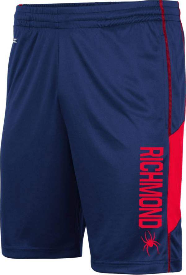 Colosseum Men's Richmond Spiders Blue Grizzly Shorts product image