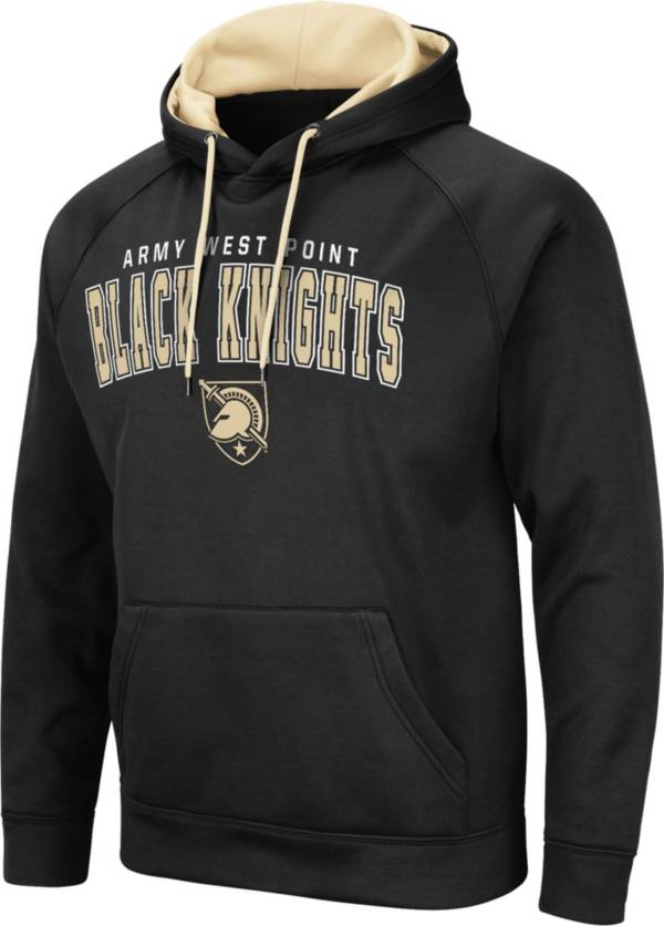 Colosseum Men's Army West Point Black Knights Army Black Pullover Hoodie product image