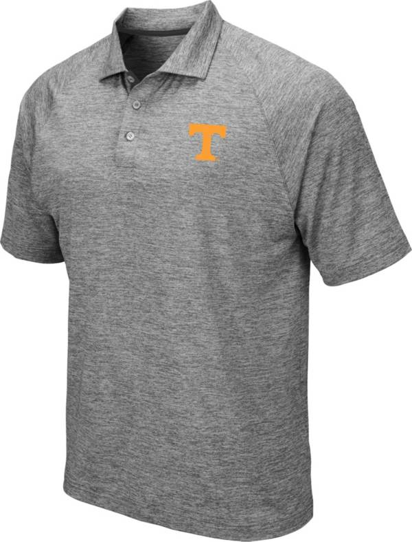 Colosseum Men's Tennessee Volunteers Grey Polo product image