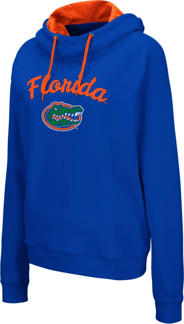 Colosseum Women's Florida Gators Blue Louise Pullover Sweatshirt product image