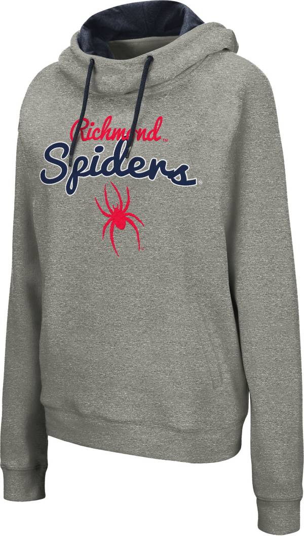 Colosseum Women's Richmond Spiders Grey Studio Funnel Pullover Hoodie product image