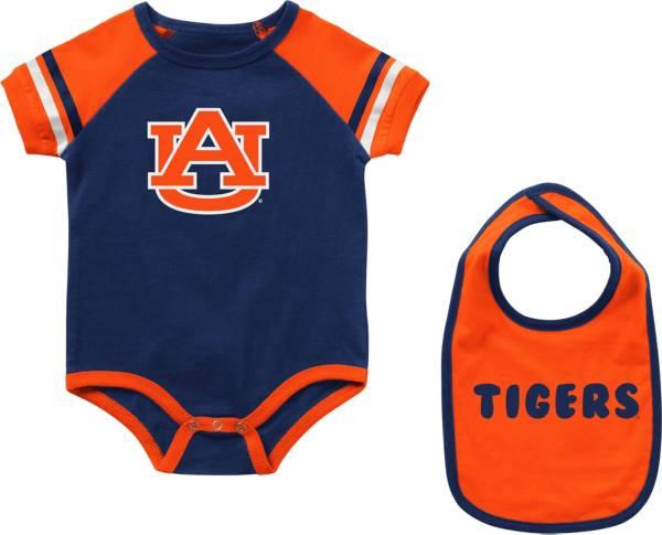 Colosseum Infant Auburn Tigers Blue Warner 2-Piece Onesie Set product image
