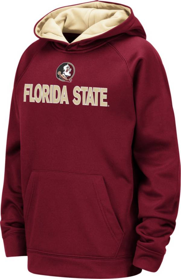 Colosseum Youth Florida State Seminoles Garnet Pullover Hoodie product image