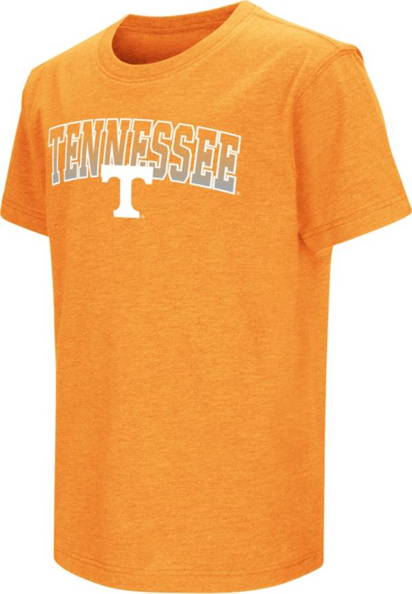 Colosseum Youth Tennessee Volunteers Tennessee Orange Dual Blend T-Shirt product image