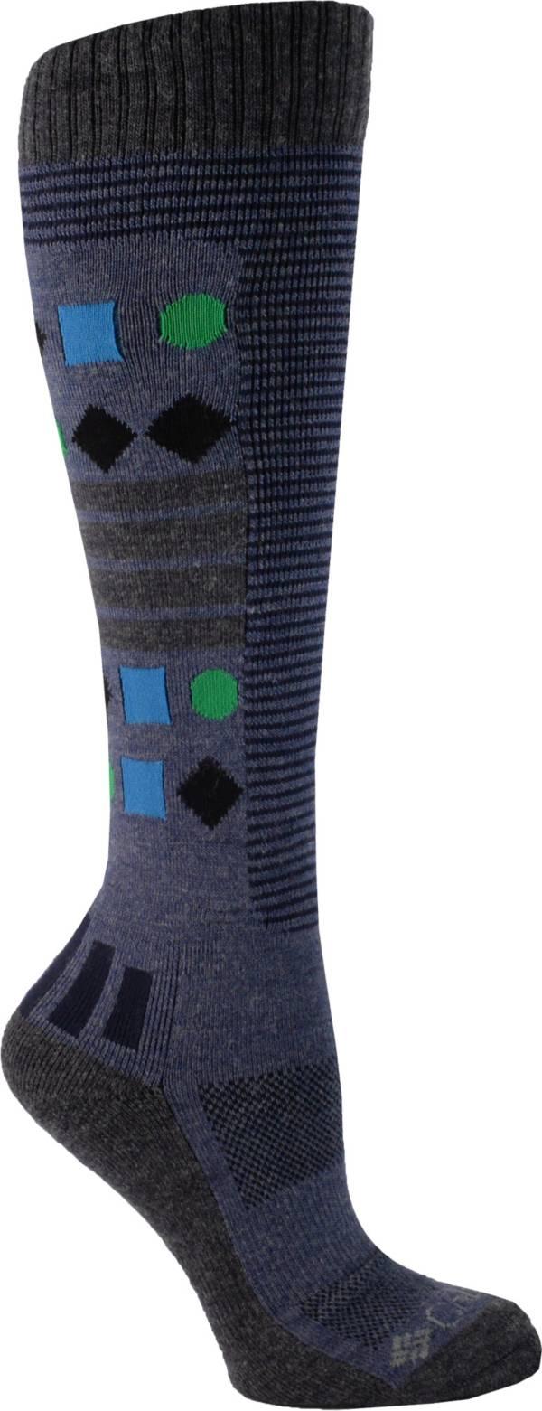 Columbia Adult Symbols Over the Calf Ski Socks product image