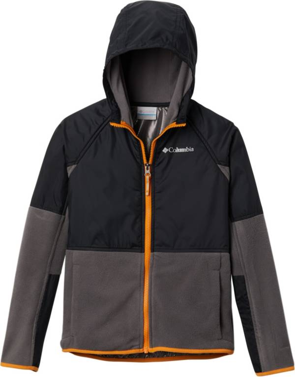 Columbia Boys' Basin Butte Fleece Full Zip Jacket product image