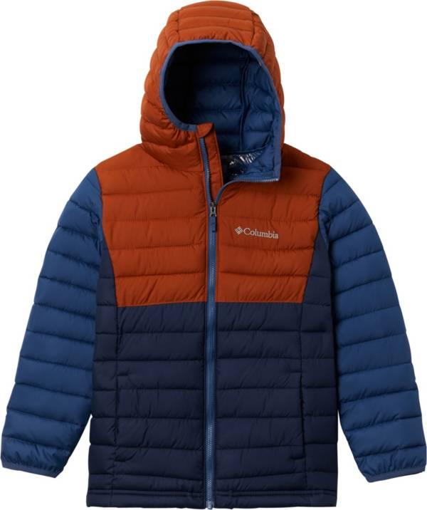 Columbia Boys' Powder Lite Hooded Jacket product image