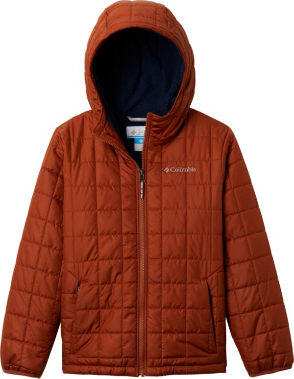Columbia Boys' Rugged Ridge Sherpa Lined Jacket product image