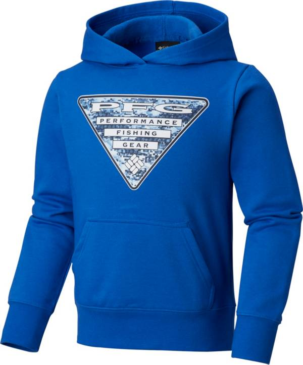 Columbia Boys' PFG Triangle Hoodie product image
