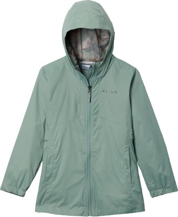 Columbia Girls' City Trail Rain Jacket product image