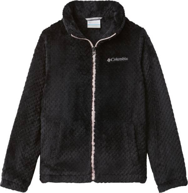 Columbia Girls' Fire Side Sherpa Full-Zip Fleece Jacket product image