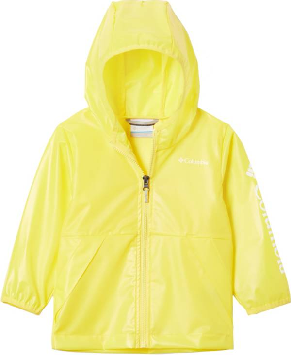 Columbia Girls' Translucent Trail Rain Slicker product image