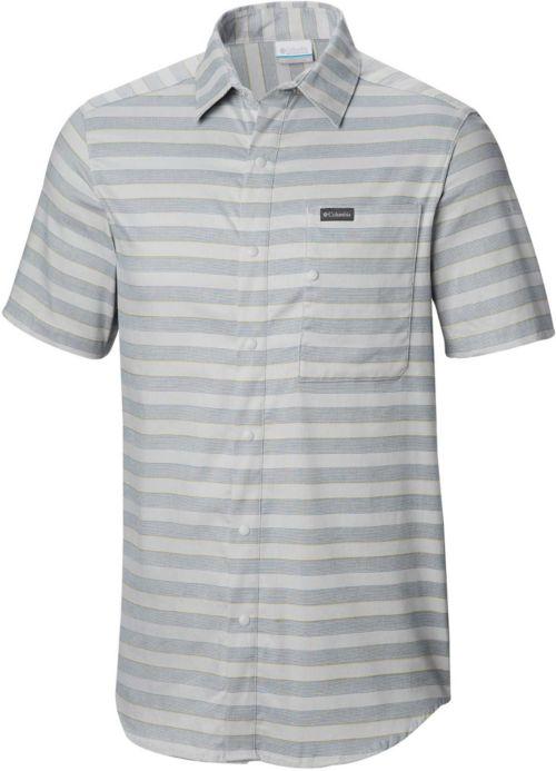 e3a71fd6ae9 Columbia Men s Shoals Point Short Sleeve Button Down Shirt